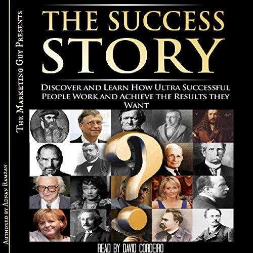The Success Story audiobook cover art
