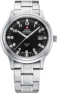 Swiss Military by Chrono - Swiss Military Reloj los Hombres Cuarzo SMP36004.06