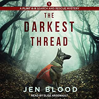 The Darkest Thread audiobook cover art