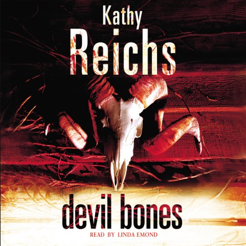 Devil Bones audiobook cover art
