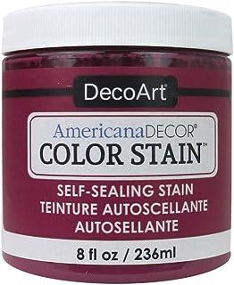 Deco Art Americana Decor Color Manchas 8oz-Fuchsia