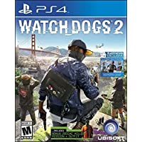 Watch Dogs 2 Standard Edition for PlayStation 4 by Ubisoft