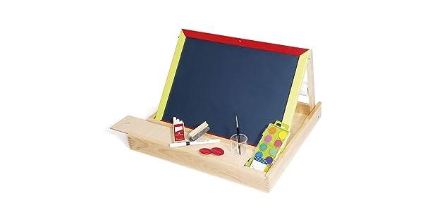 Jeujura J8850 Mutli Activities Table Desk Multi-Color