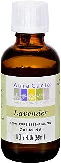 Aura Cacia Essential Oil Lavender (Lavendula Augustifolia) 2 oz
