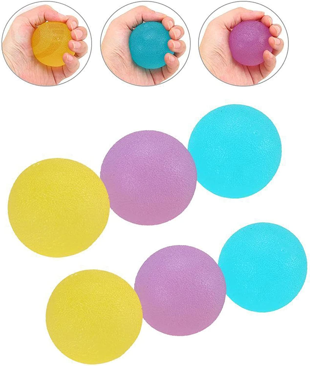 Reaction Training Sticky Popular brand in the world Ball Dodgeball Max 66% OFF Relief S Stress
