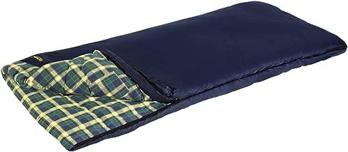 Eureka! Cayuga Flannel-Lined Sleeping Bag