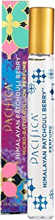 Pacifica Beauty Roll On Perfume, Himalayan Patchouli Berry, 0.33 Fluid Ounce