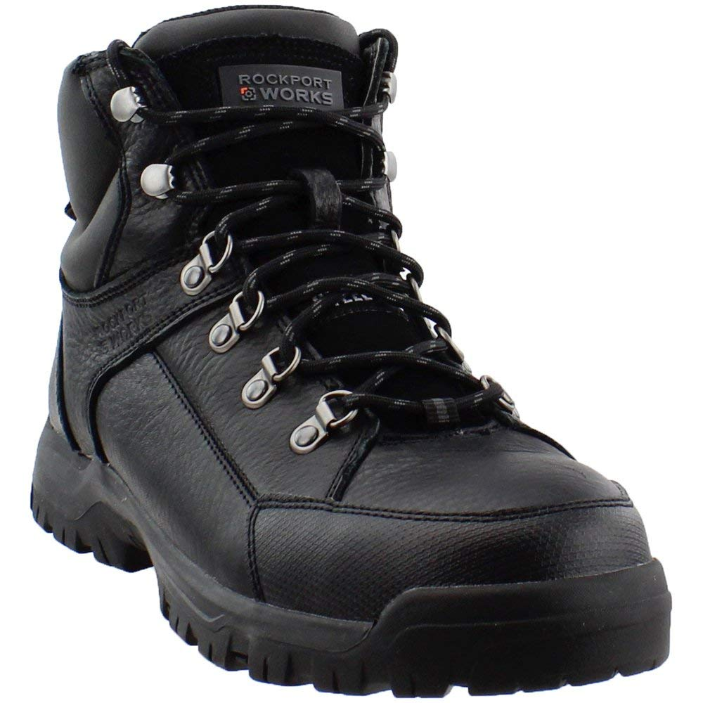 Rockport Works Lembert Steel Boots