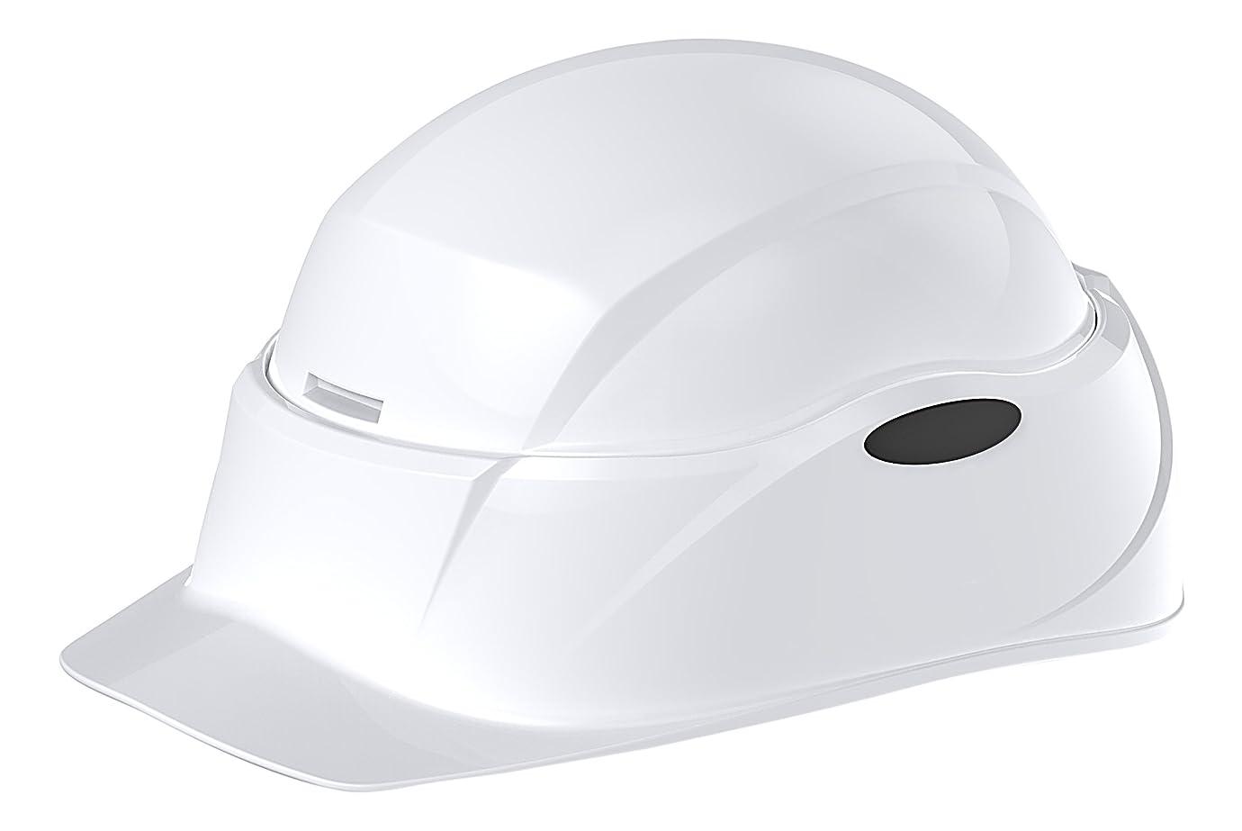 知的噴出する旋律的タニザワ 携帯防災用ヘルメット Crubo(クルボ) (ホワイト)