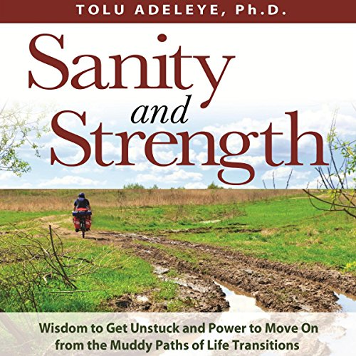 Sanity and Strength audiobook cover art