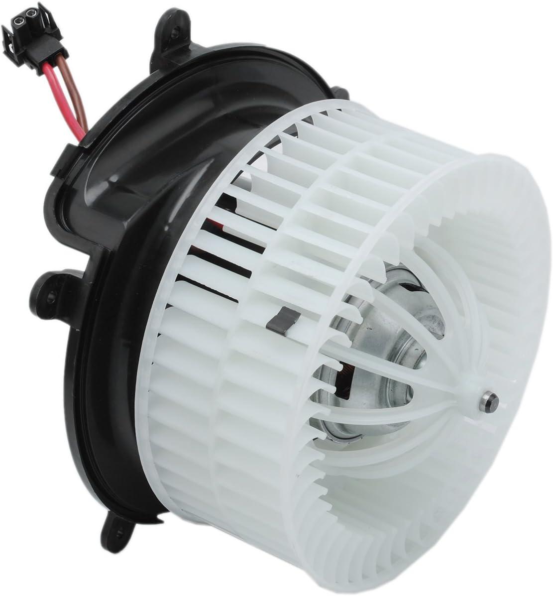 TOPAZ 64116913401 Tulsa Mall A C Dedication Blower Motor for E66 750i BMW 745i E65 750