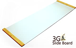 3G Ultimate Skating Trainer - Slide Board 6ft x 2ft Premium Thick