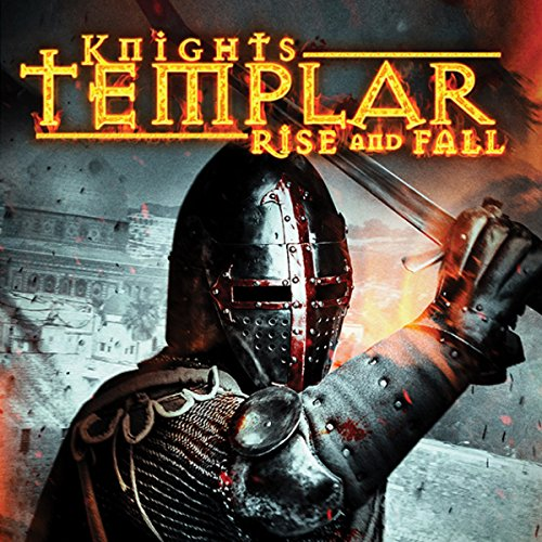 Knights Templar audiobook cover art
