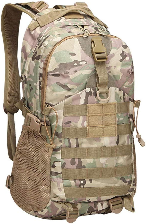 LALAWO Taktische Camouflage Umhngetasche Outdoor Adventure Wasserdichte Freizeitgepcktasche Komfort Rucksack