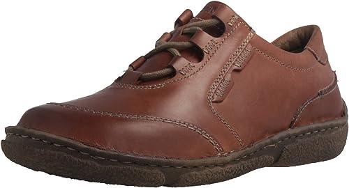 Josef Seibel zapatos zapatos de cordones de Piel Lisa para