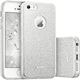 ESR iPhone SE/5s CZ Phone Case-Silver