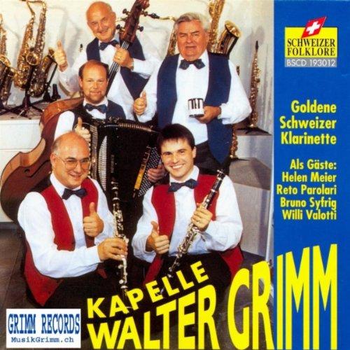 Geburtstags-Walzer (Walter Grimm - Bruno Syfrig 1.+ 2. Sopran-Saxophone)