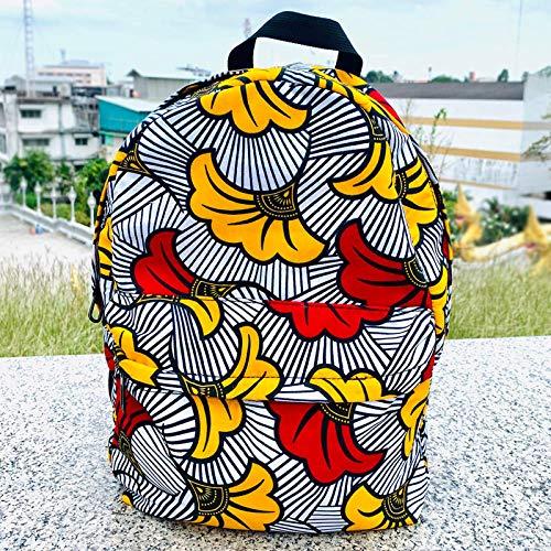 Backpack, Schoolbag, Printed Waterproof Backpack