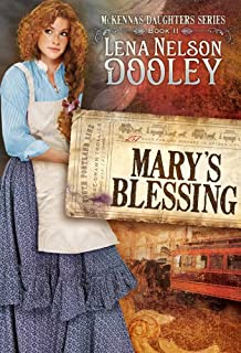 Mary's Blessing (McKenna's Daughters Book 2)