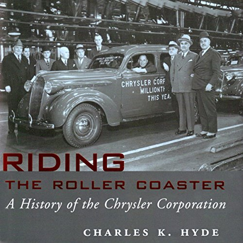 Riding the Roller Coaster audiobook cover art