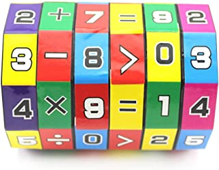 Anniston Kids Toys, Children Kid Maths Cube Early Learning Teaching Developmental Baby Toy Xmas Gift Learning & Education ...