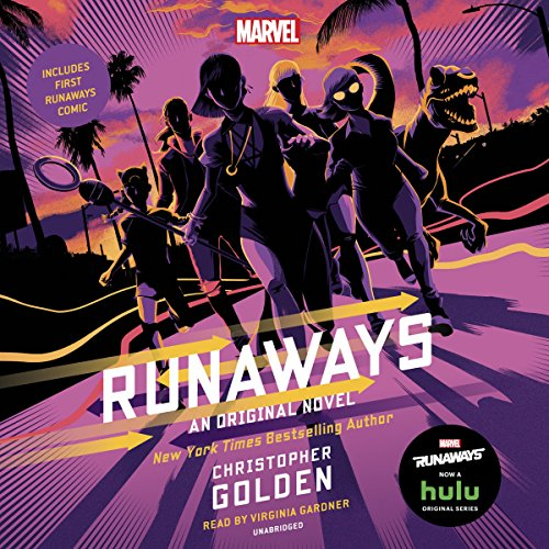 Runaways audiobook cover art
