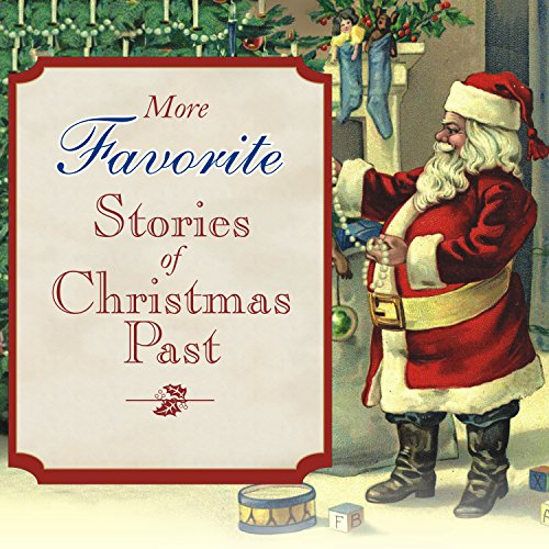 More Favorite Stories of Christmas Past audiobook cover art
