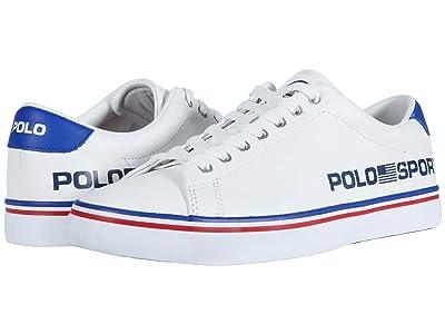Polo Ralph Lauren Longwood SPT (White) Men