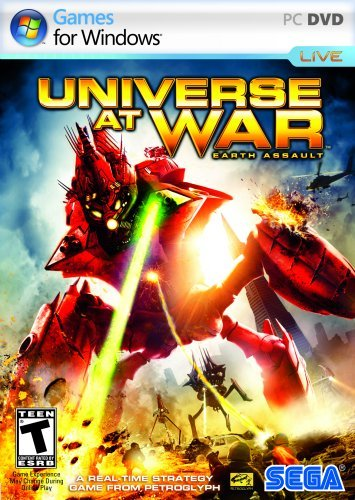 Universe at War: Earth Assault by Sega Of America, Inc.