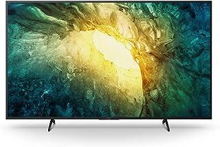 تلفزيون سوني BRAVIA 65 بوصة الذكي LED 4K HDR الترا اتش دي آندرويد نتفليكس وجوجل مساعد البحث الصوتي، سلسلة X75H - KD-65X7500H