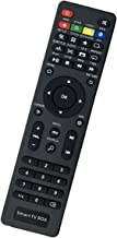 Amiroko Replacement Remote Control Work for T95, T10, T10 Plus, T8 Pro, T95Z Pro, T95K Pro, T95V Pro, T95U Pro, T95W Pro, QBox Android TV Box IPTV Media Player (Not Compatible with Other Model TV Box)