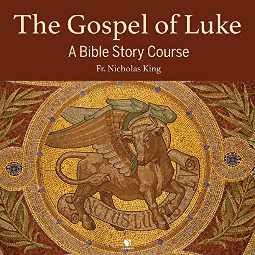 The Gospel of Luke: A Bible Story Course copertina