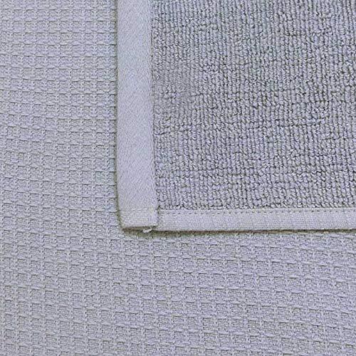 Dormabell Besonders hautfreundliche Frottierdecke Jeans, Größe: ca. 160cm x 200cm, vielseitig einsetzbar, 100% Reine Baumwolle