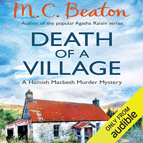 Death of a Village cover art