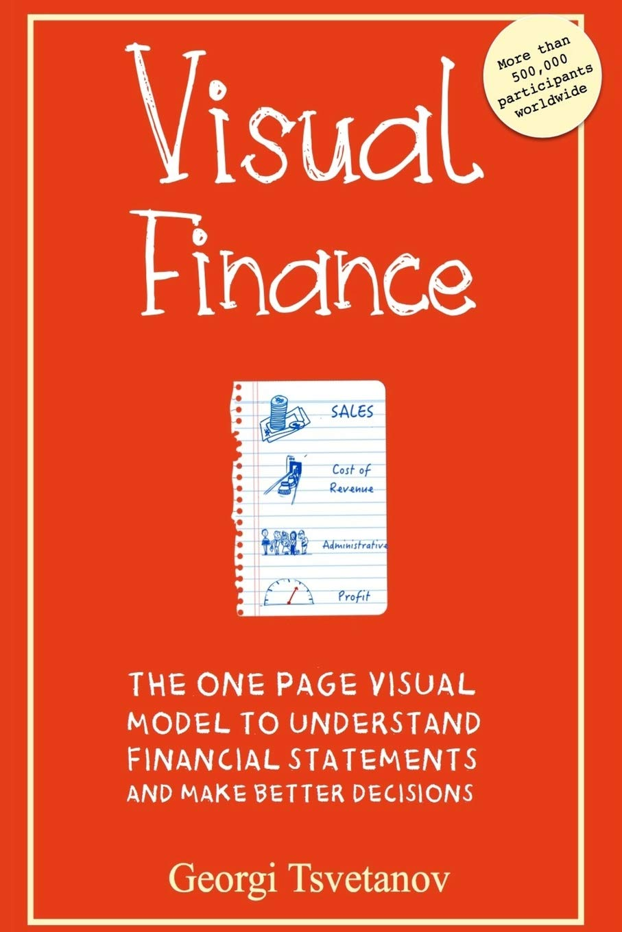 Download Visual Finance: The One Page Visual Model To Understand Financial Statements And Make Better Business Decisions 