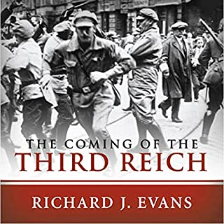 The Coming of the Third Reich audiobook cover art