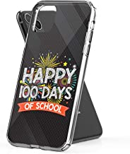 Case Phone Happy 100th Day of School (5.8-inch Diagonal Compatible with iPhone 11 Pro)