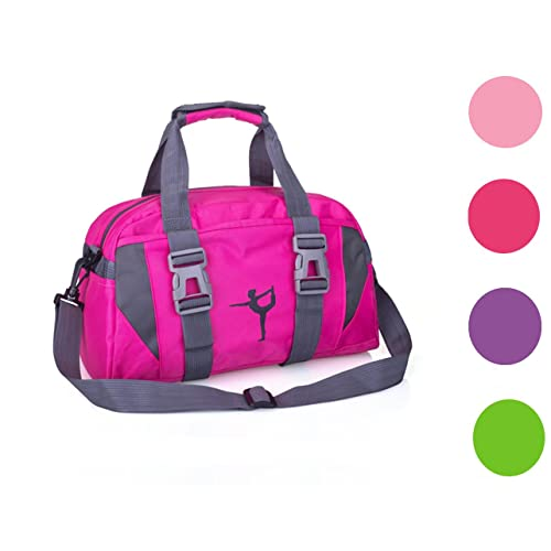 2017snow Small Large Dance Duffle Bag For Girls Sport Gym Bags For Women  Yoga Bag da4c88575f