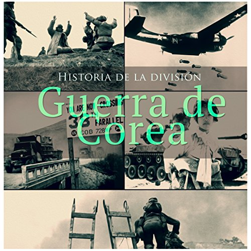 La Guerra de Corea audiobook cover art