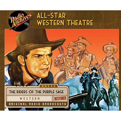 All-Star Western Theatre copertina