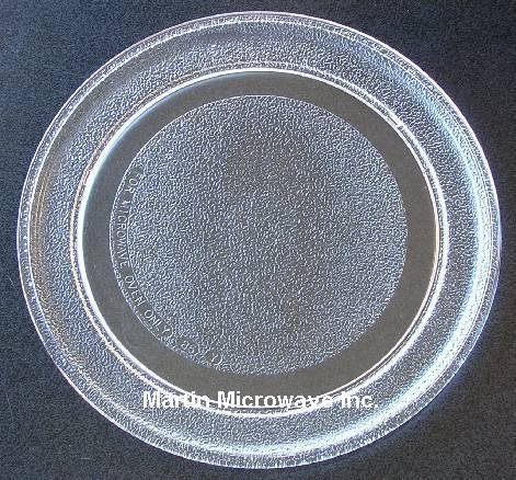 Oster Microwave Glass Plate / Tray 9 5/8 Inches