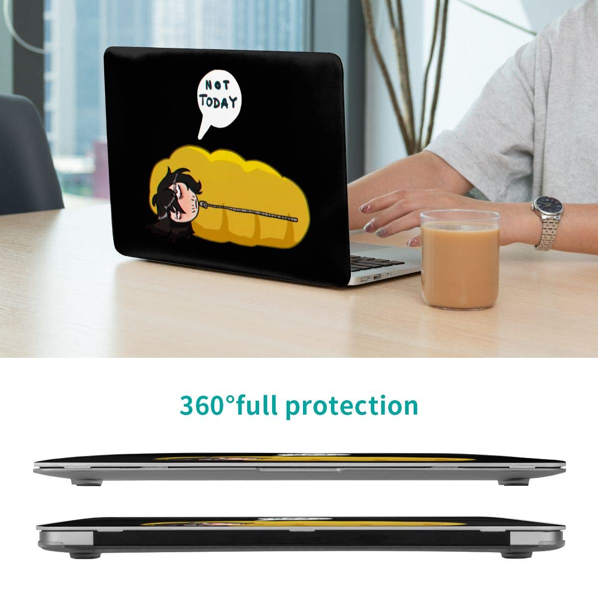 Plastic Hard Shell Laptop case Cover for MacBook Air 13-inch Watkinsmarket My Hero Academia MacBook Air 13-inch Protective case