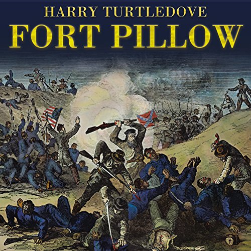 Fort Pillow audiobook cover art