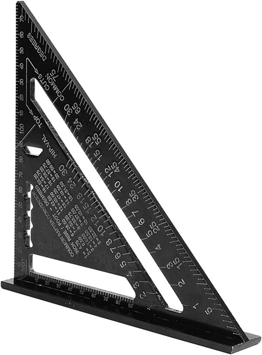 KJBGS High Precision Triangular Me 260x185x185mm New mail order Ruler discount Measuring