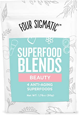 Four Sigmatic - Beauty Superfood Blend Powder - 2.12 oz.