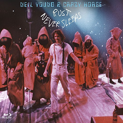 Neil Young & Crazy Horse - Rust never sleeps [Blu-ray]