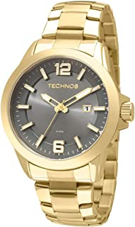 Relógio Technos Masculino Classic Golf Dourado 2115KPX4P