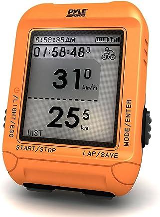 Wireless Smart Sport Bicycle Computer - Mountain Bike Mini Cycling Biking Monitor Sensor w/ GPS