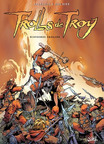 Trolls de Troy T01 : Histoires Trolles