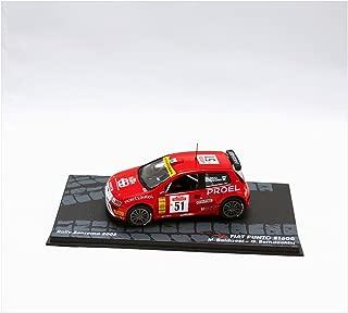 Coches Rally IXO 1:43 1/43 FIAT Punto S1600 Baldacci/Bernacchini 2003 eRAL041